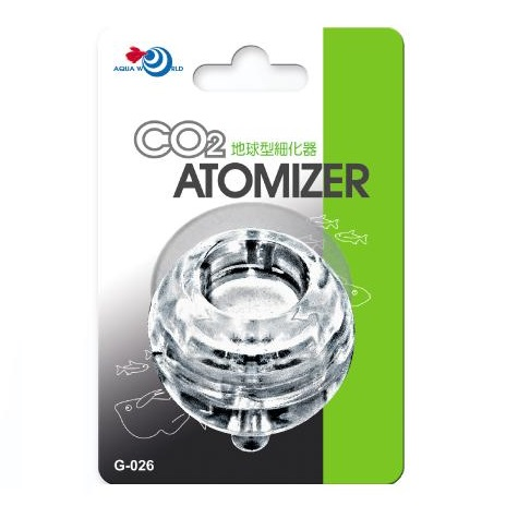 Aqua World Nano CO2 Atomizer