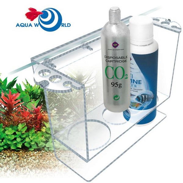 Aqua World Aquarium Tools Holder (L)